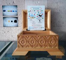 Открыта общественная точка сбора крышек в рамках экологического социально-благотворительного проекта «Крышки»