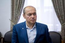 Выпускник ТГУ Тимур Хисматуллин сделал вклад в целевой капитал ТГУ в честь предстоящего 140-летия Сибирского ботанического сада