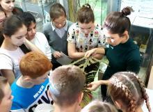 Уроки для Томского ростка