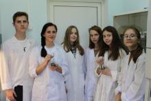 Томские лицеисты прошли обучение в Сибирском ботаническом саду ТГУ