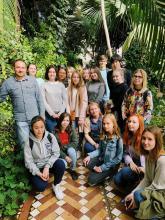 Ботанический сад открывает волонтерское движение