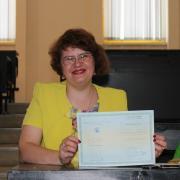получение документа о повышении квалификации